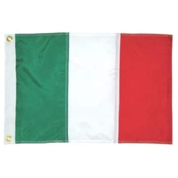 Taylor Made Products 93075 Italy Boat Flag 12 x 18
