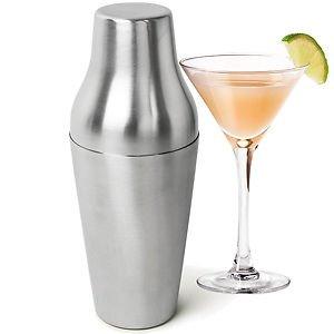 Radioactivebarman - Modelo Parisienne - Coctelera Boston de acero inoxidable -Utensilios para camareros, bartenders