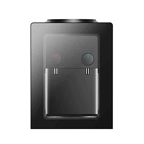 ZJZ Calentador de Agua de Escritorio, Enfriador, función de Fuente para Beber, dispensador de Agua eléctrica fría y Caliente, para Oficina en casa