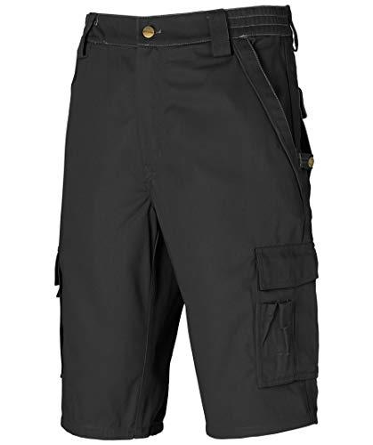 Dickies Industry Shorts mit Cargotaschen, extra robust (Schwarz,52)