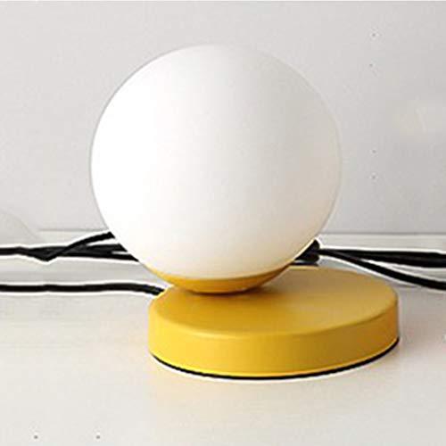 Lfixhssf Post-Modern Bed eenvoudige hoofd tafellamp Beads Draak Nordic Deko Vintage Studio Plaid Retro Office Warm E27 LED bureaulamp Lfixhssf