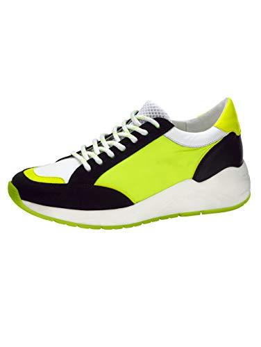 Wenz Sneaker in aufregender Farbgebung Schwarz