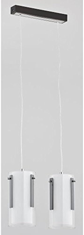 Moderner Hngelampe 2x60W E27 FRESCO 16992 Alfa