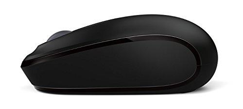 Souris mobile Microsoft Wireless 1850 Noir - 4