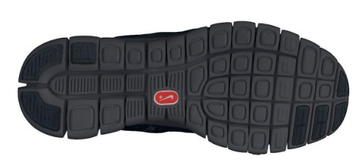 Nike Lady Free Run+ 2 - Zapatillas de running para mujer, color Negro, talla 40 EU