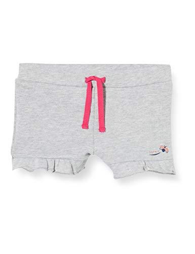 Esprit Rq2301302 Knit Shorts Pantalones Cortos, Gris (Heather Silver 223), 116 (Talla del Fabricante: 116+) para Niñas