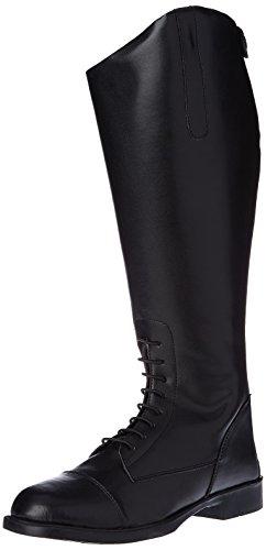 HKM 5705 Reitstiefel Fashion, Damenreitstiefel Damenstiefel, Kurz/Weit 39