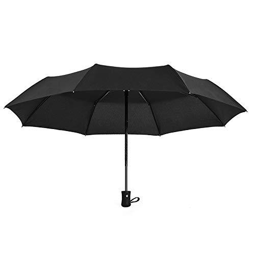 Rodam Windproof Travel Umbrella - Best Compact Folding Umbrella for Men Women - Perfect for Travel, Rain, Storms, Hail or Harsh Outdoors