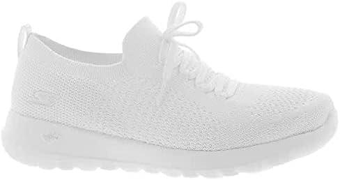 Skechers Performance Go Walk Joy-Fresh View-124192 Women's Walking 9 B(M) US White