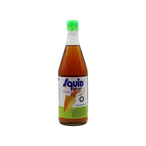 Squid Fish Sauce (Nam Pla) 725m