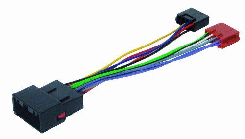 Phonocar 4/746 Câble pour autoradio ISO Land Rover Multicolore