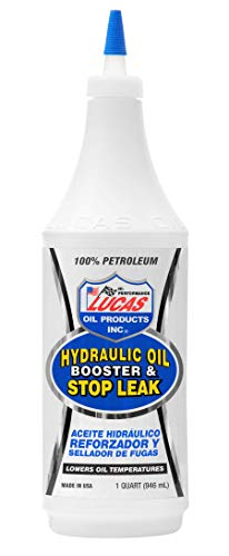 Lucas Oil 10019 Hydraulic Oil Booster and Stop Leak - 32 oz, White