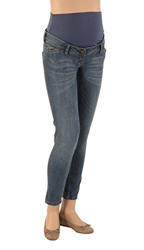 Christoff - hip & bequem die Designer-Jeans Basel mit aktueller Knöchellänge 192-91, 40, stone wash
