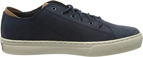 Timberland Adv 2.0 Cupsole Modern Oxford Sneaker, Uomo, Blu (Black Iris) Tb0a1y6v0191), 43 EU (8.5 UK)