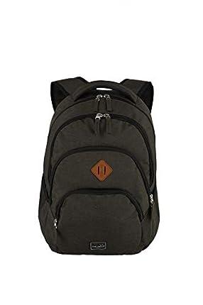 """Travelite """"Basics mochilas para viajes urbanos y excursiones de ciclismo y senderismo — modernas, funcionales, seguras"""