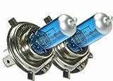 GrecoShop Lampade Auto 12V 55/60W H7 Effetto Xenon