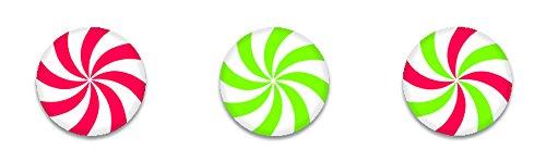 Creative Teaching Press Pepermunt snoepjes Hot Spots Stickers (7138)