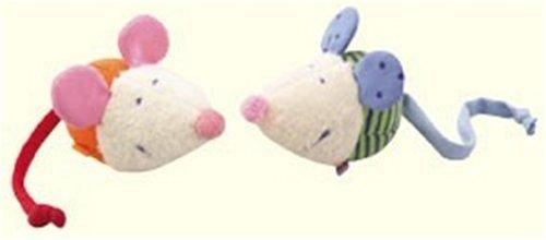 HABA 0987 - Mäuseduo - eine Maus, sortiert