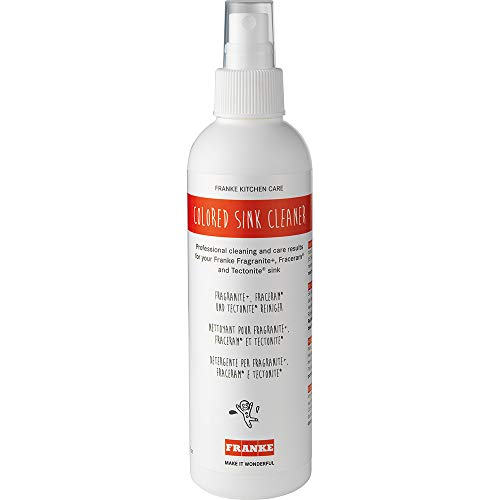 Franke Kitchen Systems 112.0530.238 Colored sink cleaner Franke Plumbing, white