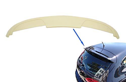 KITT TSSTL1P Heckspoiler für Dachspoiler, aus hochwertigem Polyurethan