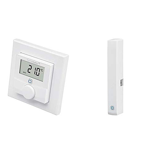 Homematic IP Smart Home Wandthermostat...