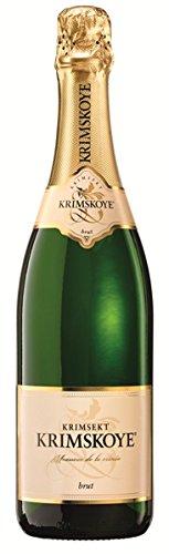 Krimskoye Krimsekt weiss brut trocken 12% 6-0,75l Flaschen