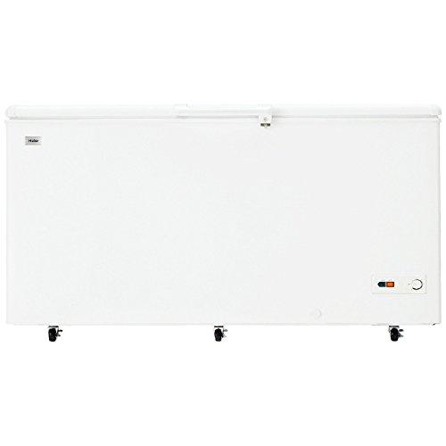 ハイアール 上開き式冷凍庫 「Haier Joy Series」(519L) JF-NC519A-W ホワイト