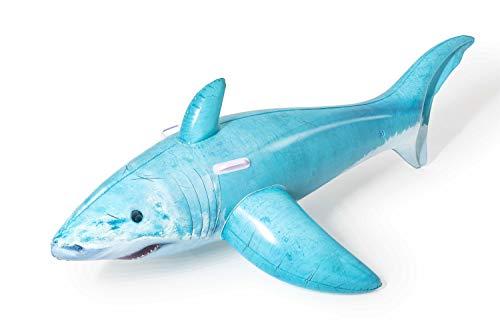 Bestway Schwimmtier Hai ab 3 Jahren, 183 x 102 cm