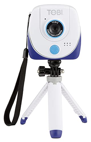 little tikes Tobi 2 Fotos y Videos en Alta definición-Efectos Especiales, cámara, Juegos-Incluye batería Recargable, Palo para Selfies y más-para niños a Partir de 6 años (658693)