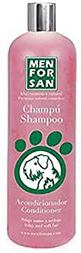 Menforsan Detangling Anti-Knot Shampoo for Dogs 1000 ml