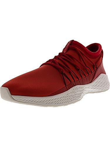 Nike Jordan Formula 23 - Balón de baloncesto para hombre, Rojo (Gym Rojo / Negro - Pure Platinum), 44 EU