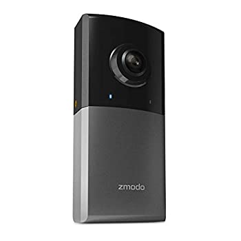 Zmodo Sight 180 Full HD 1080p Outdoor Wireless Security Camera 180 Degree Viewing Angle - Works with Alexa