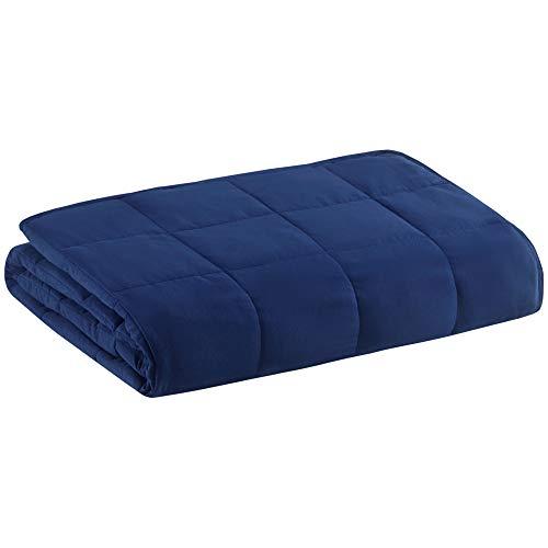 Degrees of Comfort - Manta pesada para adultos - Distribución uniforme del peso con cuentas de vidrio de alta calidad | Manta cálida...