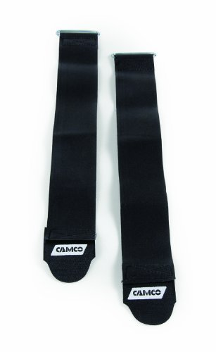 Camco 42243 De-Flapper Max Replacement Strap - Pack of 2 Size: Replacement Straps Only Style: De-Flapper Max, Model: 42243, Outdoor&Repair Store