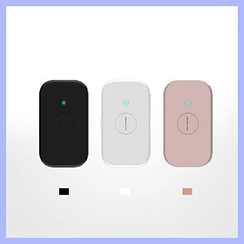 Sterilisator voor mobiele telefoons, draadloos laadstation met desinfectiebox, oplader zonder grenzen, met UV-sterilisatiebox RoseGolden