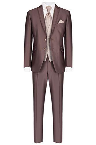Wilvorst - Festlicher Anzug (433100/64), Größe:106, Farbe:Braun (64)