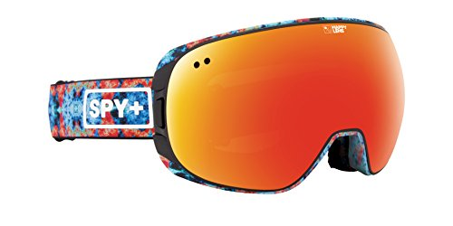 Spy Doom Wiley Miller Skibrille, Happy red Spectra/Happy luc Green, One Size