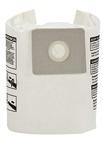 Shop Vac 9066829 stofzak (zuigzak, stofzuigerzakken) -voor 8-10 l, handheld, micro 10 draagbaar