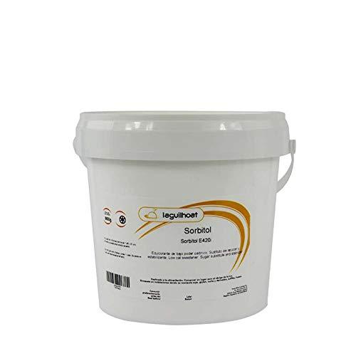 Cocinista Sorbitol 800g - Edulcorante de bajo Contenido calórico