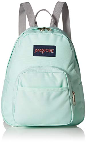 JanSport Half Pint Mini Backpack - Ideal Day Bag for Travel, Brook Green