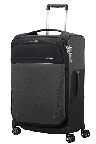 SAMSONITE B-Lite Icon - Spinner 63/26 Expandable, 55 L, 2.2 KG Hand Luggage, 63 cm, 62 liters, Black