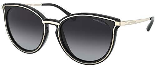 Michael Kors Mujer gafas de sol BRISBANE MK1077, 1014T3, 54
