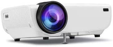 2019 New Projector with Screen Projector high Brightness Projector 1080P