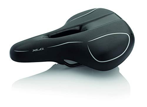 XLC Traveller II Selle de vélo pour Homme Noir 275 x 210 mm