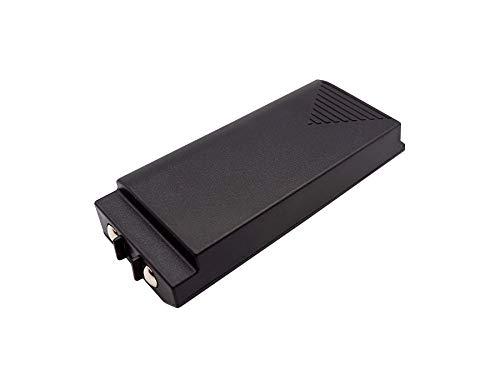 Akku für Kranfunksteuerung Hiab XS Drive Typ 3786692, 7,2V 2000mAh NiMH