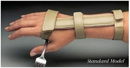 North Coast Medical Standard Wrist Orthosis with Universal Cuff- Adult Right Hand