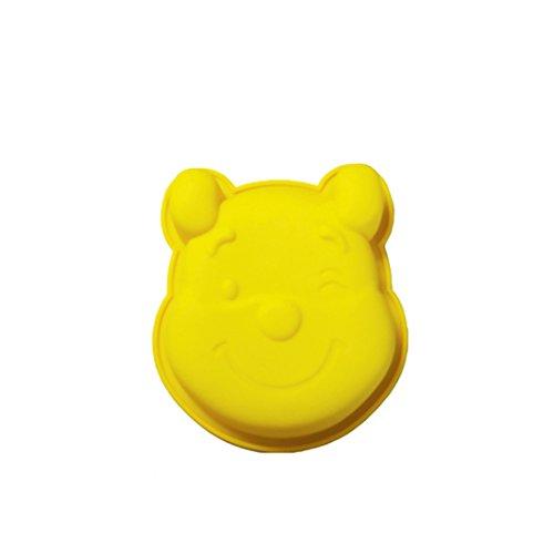 Disney Winnie Pooh 20586 Backform, Silikonform, Silikon, Gelb
