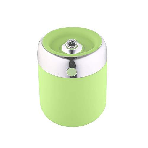 YL-WLJ Humidificador Facial Anti-Dry Mute Aire Acondicionado Humidificador de Habitación Humidificador Spray 180Ml,Verde