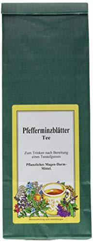 Abtswinder Naturheilmittel Pfefferminzblätter 60 g Blockbodenbeutel