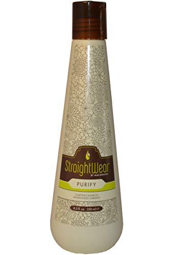 Porter droite lisse 100ml Macadamia redressage Solution